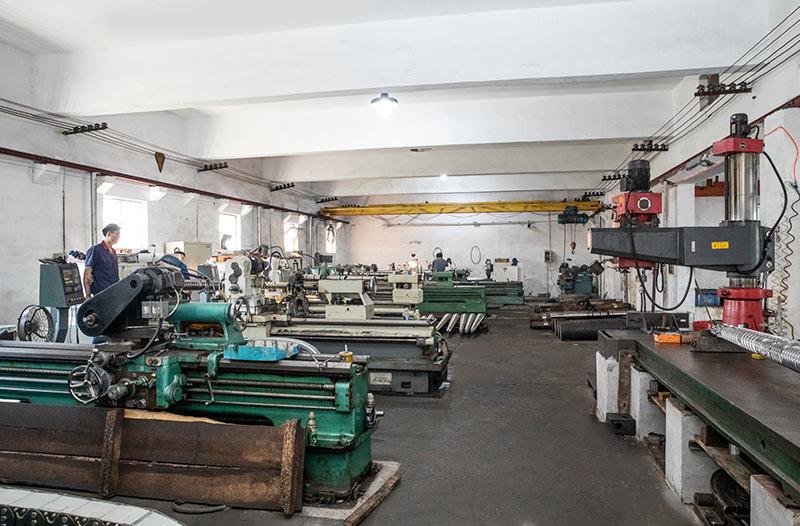 螺杆生产车间